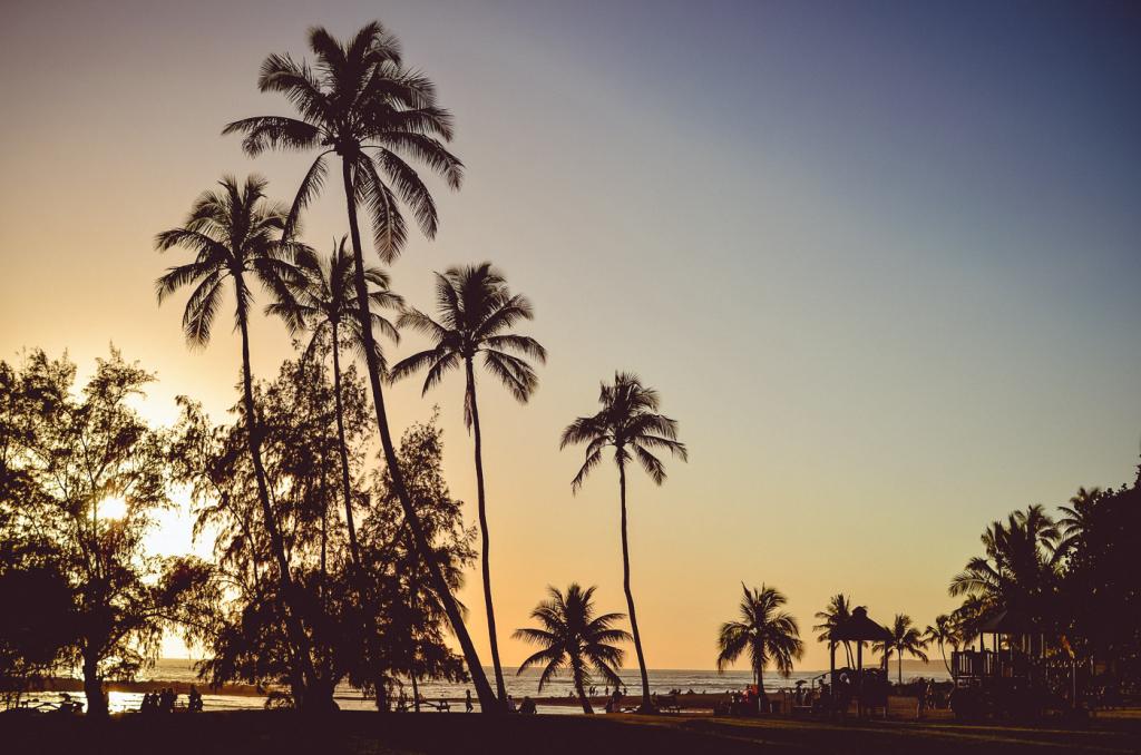 Na Havaj a zase zpátky