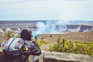 Havajský vulkánový park
