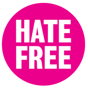 Hate Free Photographer Karel Fort