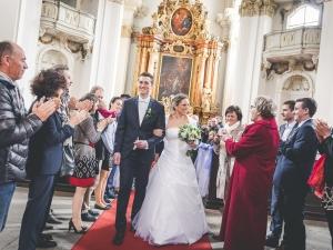Svatba Lucie & Matthieu