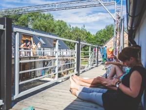 Divadlo CONTINUO Theatre - Loď / A Boat