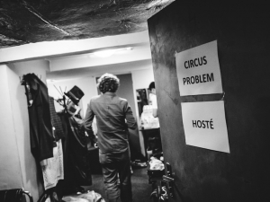 Circus Problem / křest Inner Fools